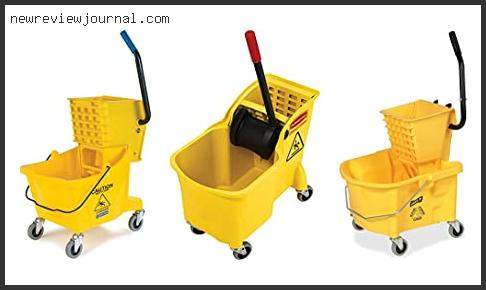 Top #10 Mop Wringer For 5 Gallon Bucket Based On Scores
