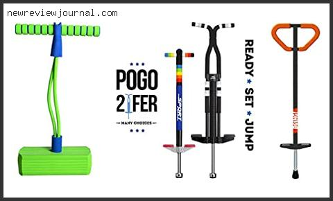 Top 10 Who Invented The Pogo Stick Reviews For You