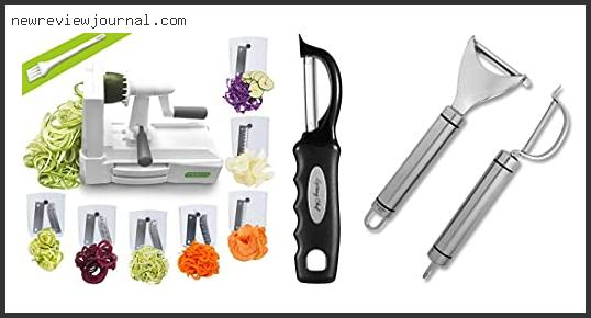 Top Best Pampered Chef Veggie Spiralizer Reviews With Products List