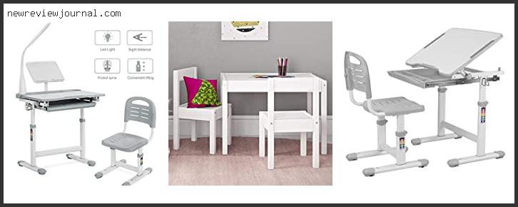 Top Best Girl Desk And Chair Set With Buying Guide