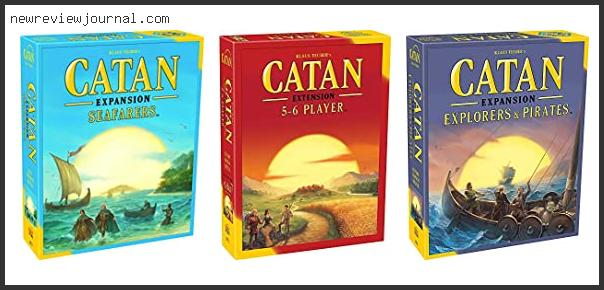 Top 10 Best Settlers Of Catan Expansions Reviews With Scores