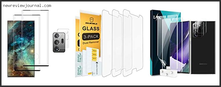 Deals For Best Screen Protector For Note 5 Based On Scores
