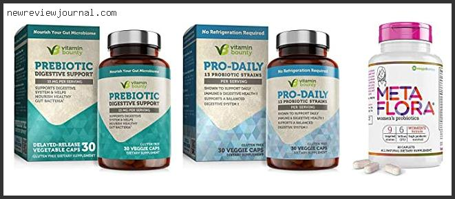 Guide For Vitamin Bounty – Pro 50 Probiotic Reviews For You