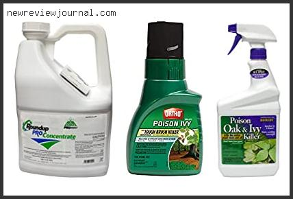Deals For Roundup Poison Ivy Killer Reviews – Available On Market