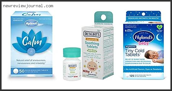 Deals For Hyland's Baby Calming Tablets Reviews Based On Scores