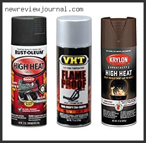 Best Deals For High Temp Spray Paint Colors Reviews For You