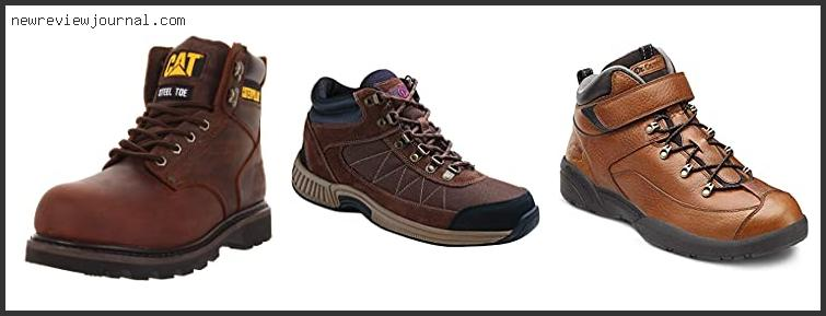 Buying Guide For Diabetic Work Boots For Men With Buying Guide