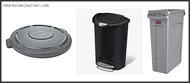 Best 32 Gal Heavy Duty Non-wheeled Trash Can – To Buy Online