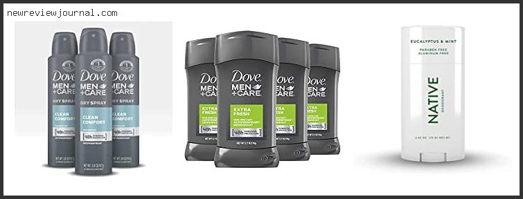 Top Best Men's Deodorant That Doesn't Stain – To Buy Online