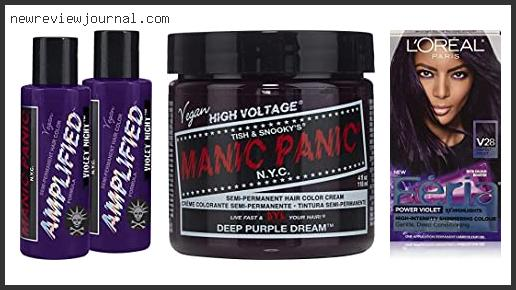 Guide For Purple Hair Dye At Walmart With Expert Recommendation