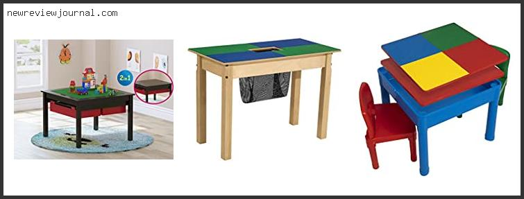 Buying Guide For Lego Table For Big Kids – Available On Market