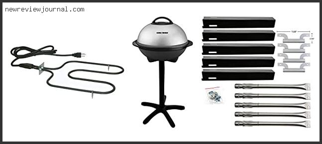 Top Best Brinkmann 810-7080-k Electric Gourmet Grill And Smoker Reviews For You