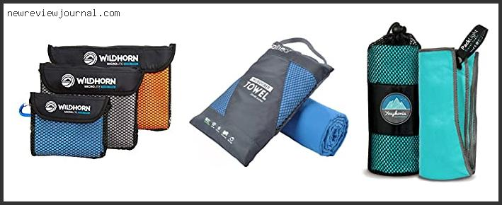 Deals For Best Quick Dry Towels For Backpacking With Expert Recommendation