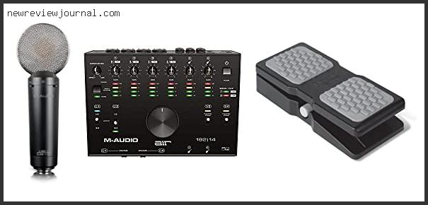 Guide For M-audio Vocal Studio Review With Scores