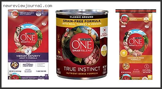 Best #10 – Purina One Dog Food Review – Available On Market