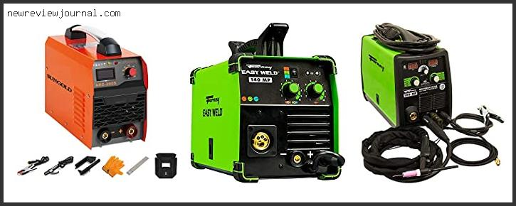 Deals For Best All In One Welder With Expert Recommendation