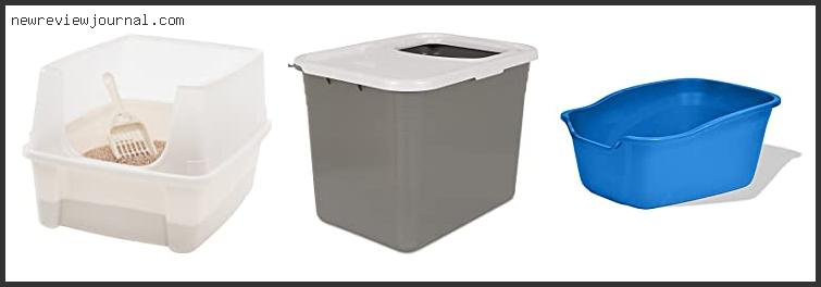 Deals For Iris High Sided Litter Box Reviews For You