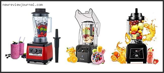 Deals For Best Commercial Blender For Smoothies Reviews With Products List