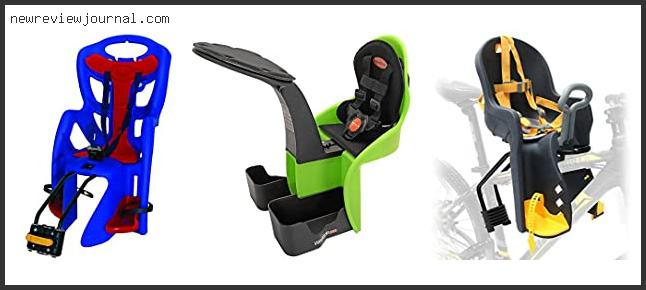 Best Bike Seat For Toddler