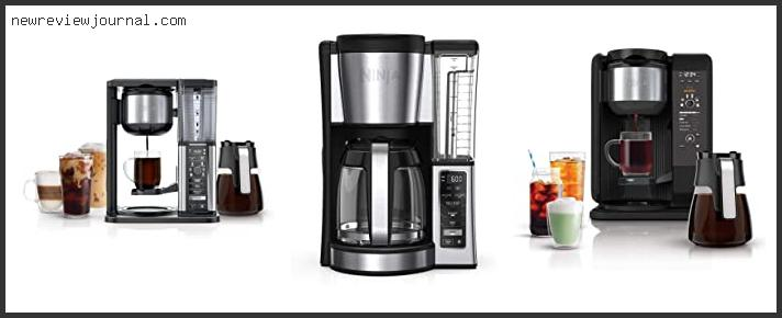 Top Best Grind And Brew Coffee Maker With K Cup