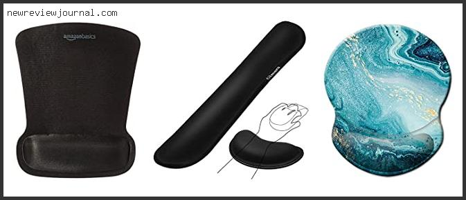 Best Mouse Pad With Wrist Support