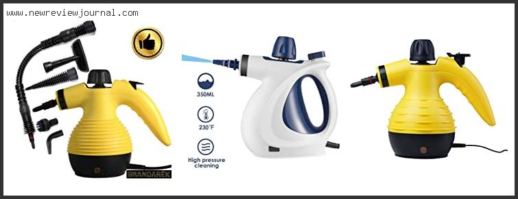 10 Best Multi Purpose Steam Cleaner Review