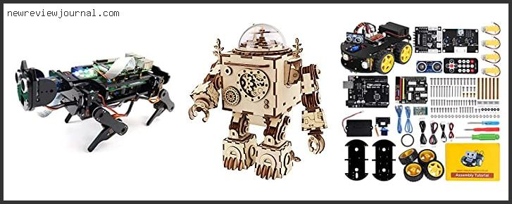 Best Robot Kits For Adults