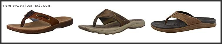 Best Sperry Top Sider Mens Flip Flops Reviews With Products List