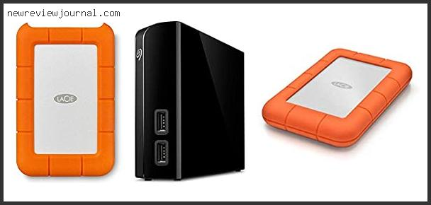 Top 10 Best External Drive For Video Editing With Buying Guide