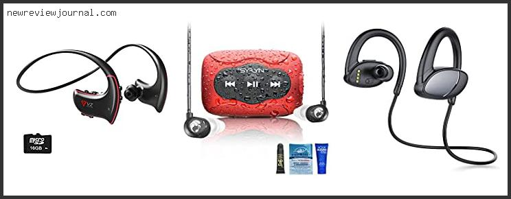 Top 10 Best Mp3 Player For Swimming Reviews With Products List