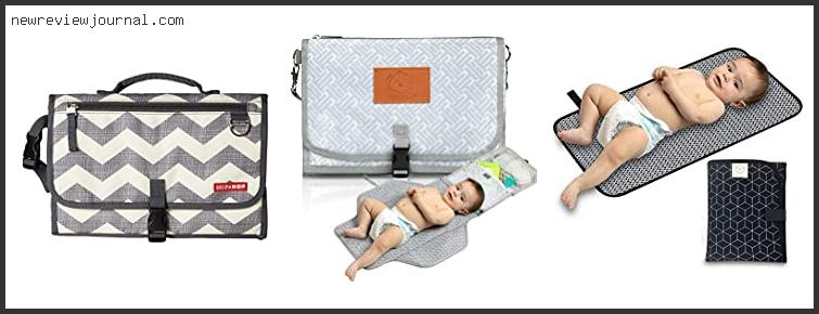 Buying Guide For Best Travel Diaper Changing Pad – Available On Market