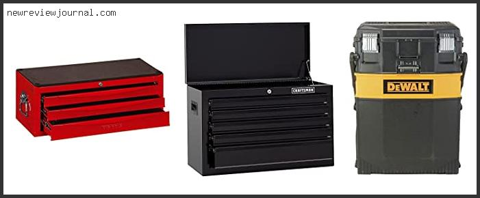 Buying Guide For Craftsman Tool Box Middle Chest With Expert Recommendation