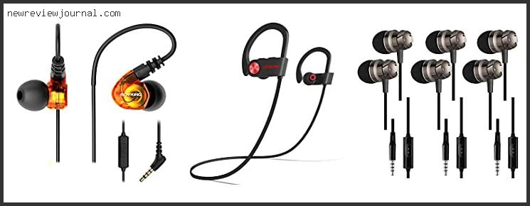 Best Deals For Cell Phone Earphones With Mic Based On Scores