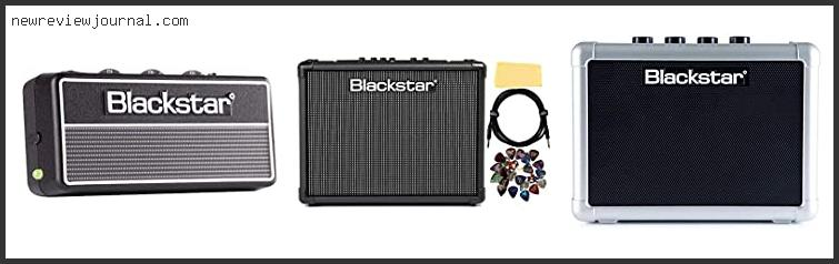 Best Blackstar Ht Stage 60 Review With Buying Guide