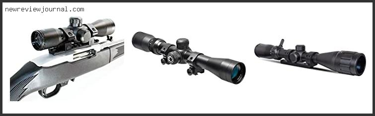 Deals For Best Scope For 10/22 With Buying Guide