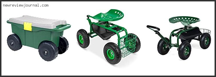 Top 10 Garden Cart With Seat And Wheels With Expert Recommendation