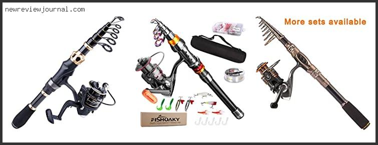 Buying Guide For Best Telescopic Fishing Rod And Reel Based On Customer Ratings