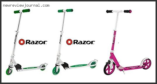 Best Razor A5 Lux Scooter Reviews Based On Scores