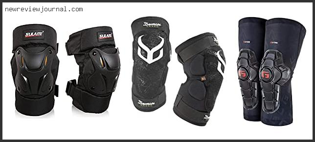 Best Knee Pads For Mountain Biking Reviews For You