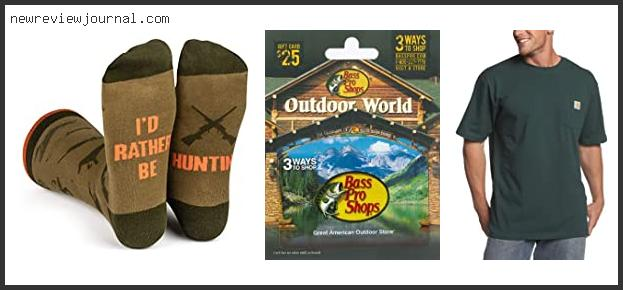 Buying Guide For Best Christmas Gifts For Hunters Reviews For You