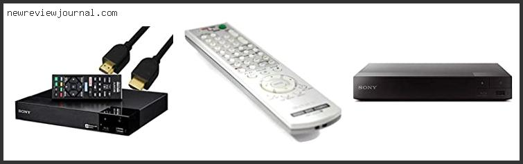Best Deals For Sony Dvd And Vhs Player Reviews For You
