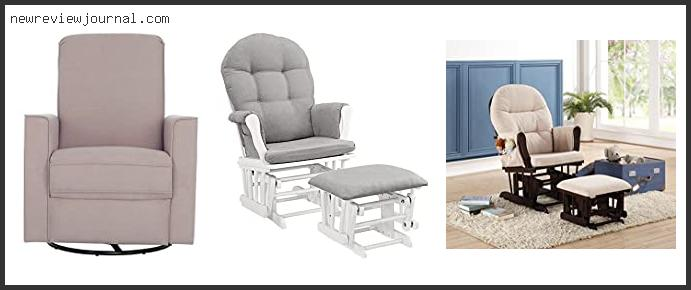 Top Best Rocking Chairs For New Moms