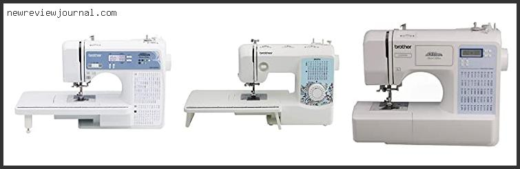 Top 10 Singer 7285q Patchwork Quilting Machine Reviews Based On Customer Ratings