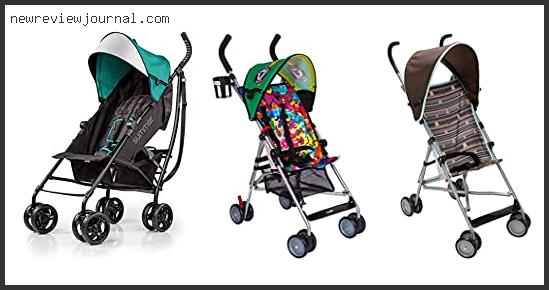 Umbrella Stroller With 5 Point Harness