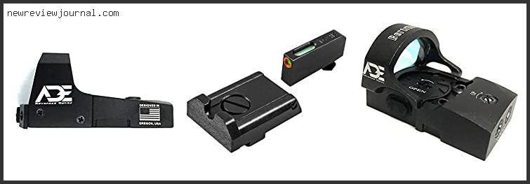 Best Optic For Glock Mos