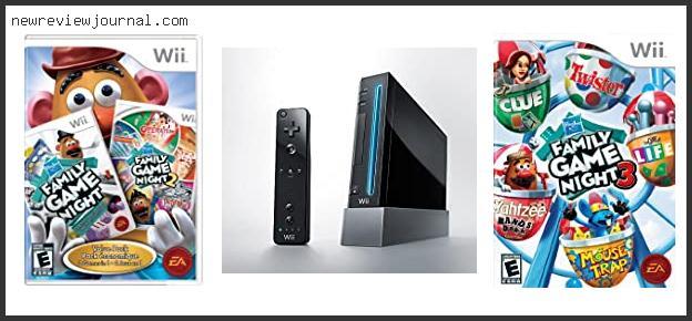 Deals For Best Wii Games For Family With Buying Guide