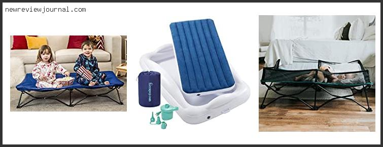 Top 10 Portable Travel Beds For Toddlers Based On Scores