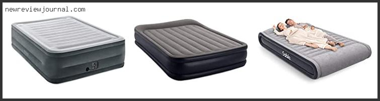 Top Best Temporary Mattress For Guests