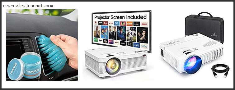 Best Projector For House Mapping