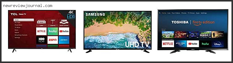 Top Best 50 Inch 4k Hdr Tv For Gaming